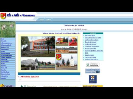 www.zskalinovo.edu.sk