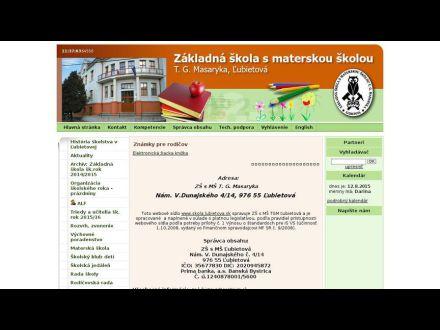 www.skola.lubietova.sk