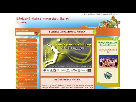 www.zsbrusno.sk