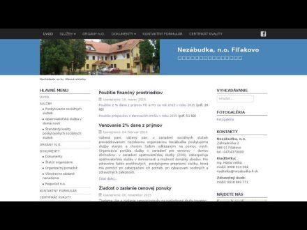 www.nezabudka-fi.sk