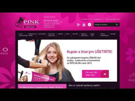 www.salonpink.sk