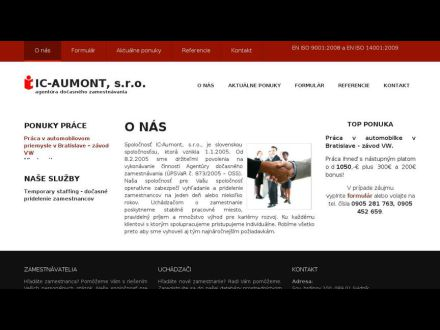 www.ic-aumont.sk