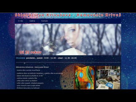 www.sklenarstvokrivus.sk