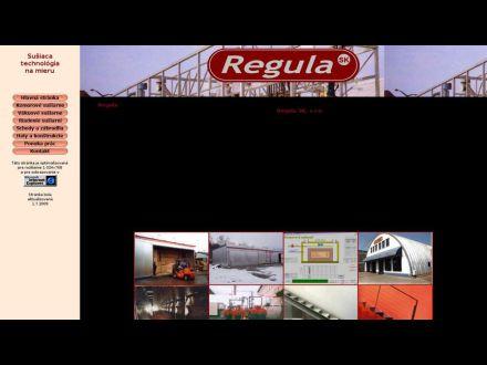 www.regulask.sk