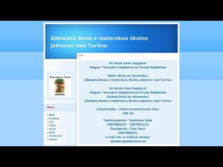 www.zsjablonov.estranky.sk