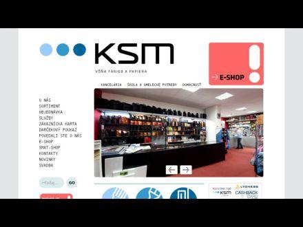 www.ksm.sk