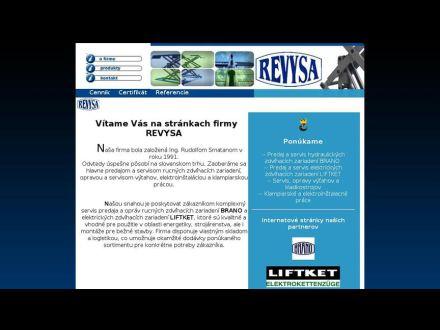 www.revysaservis.sk