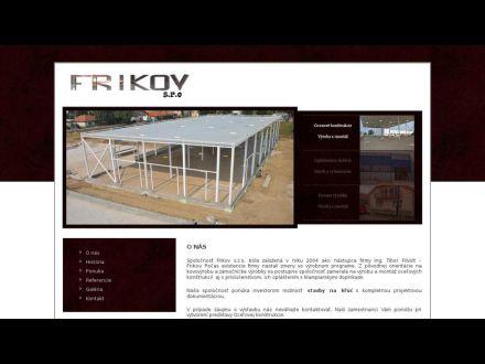 www.frikov.sk