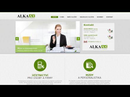 www.alka-mzdy.cz