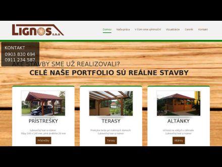 www.lignos.sk