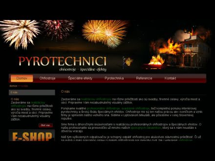 www.pyrotechnici.sk