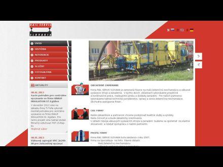 www.railservis.sk