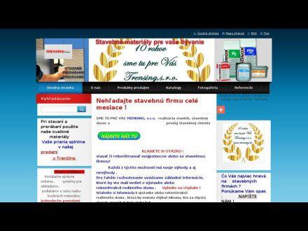 www.trensing.sk