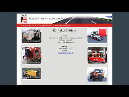 www.misudrzba.sk