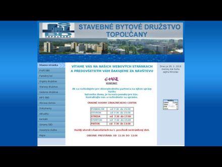 www.sbdtopolcany.sk