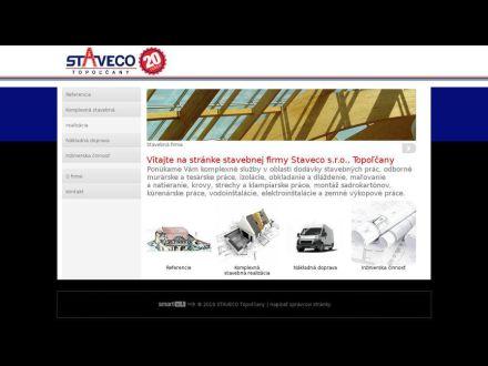 www.staveco.sk