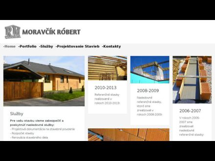 www.robert-moravcik.sk