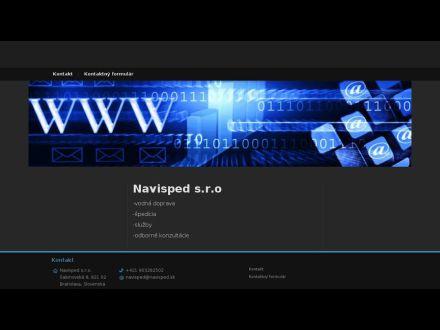 www.navisped.sk