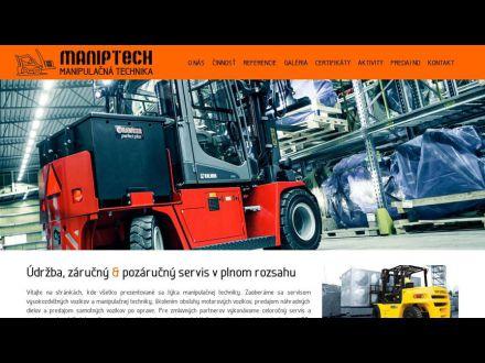 www.maniptech.sk