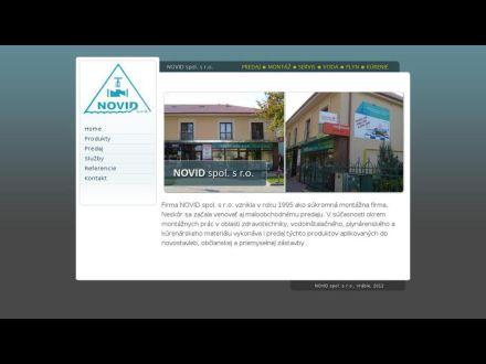 www.novid.sk