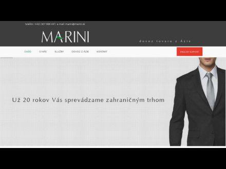 www.marini.sk