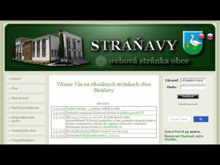 www.stranavy.sk