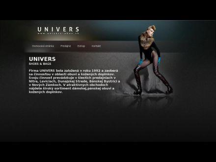 www.univers-obuv.sk