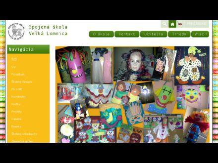 www.spojenaskolavlomnica.edupage.org