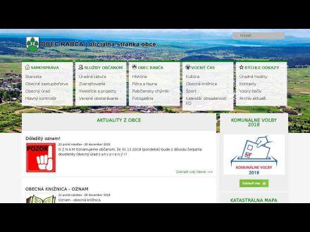 www.rabca.sk