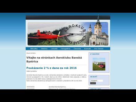 www.aerobb.sk