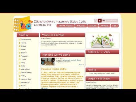 www.zskrusovce.edu.sk