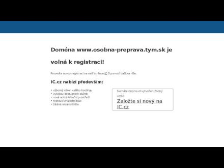 www.transferosob.sk
