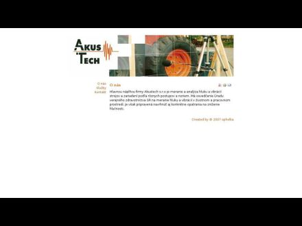 www.akustech.sk