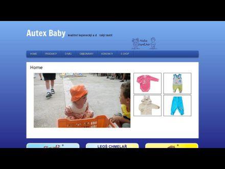 www.autex-baby.cz