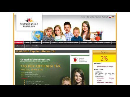 www.deutscheschule.sk