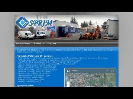 www.sprim.sk