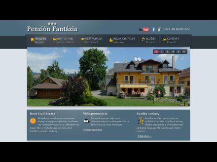 www.penzionfantazia.sk
