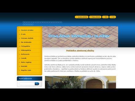 www.pokladkadlazby.eu