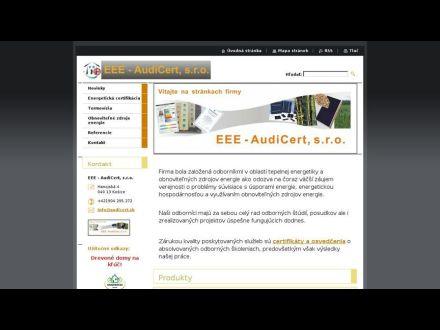 www.audicert.sk