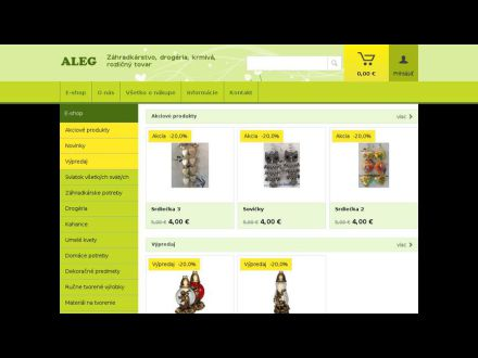 www.aleg.sk