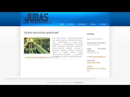 www.judas.sk