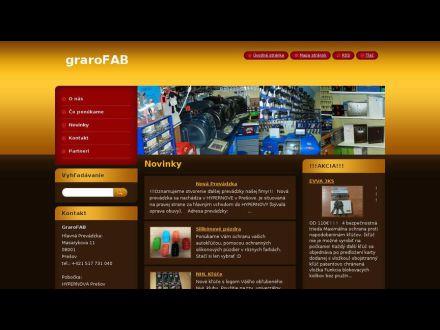 www.grarofab.sk