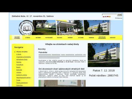 www.zsnovsab.edu.sk