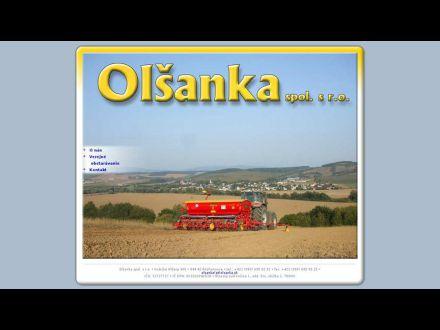 www.olsanka.sk