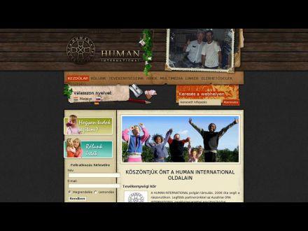www.humaninternational.eu