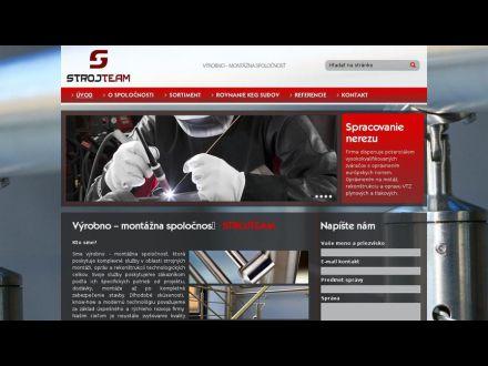 www.strojteam.eu