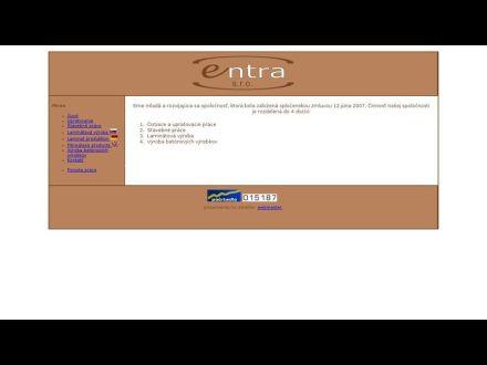 www.entra.sk