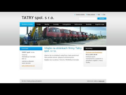 www.tatry-sk.sk