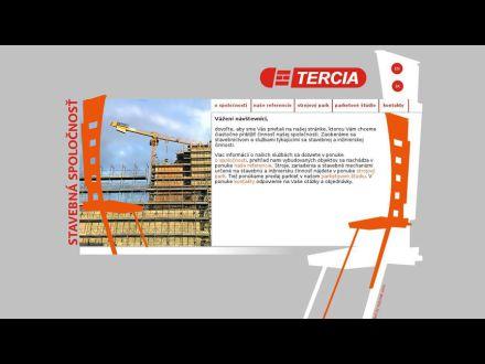 www.tercia.sk
