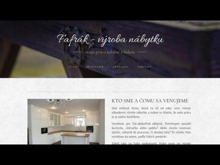 www.fafrak.sk